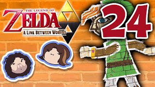 Zelda A Link Between Worlds: Half Birthday Party - PART 24 - Game Grumps