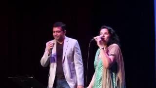 Bela & Hemnish Desai debut together on stage for