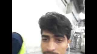Jawani le doobi Dubai airport