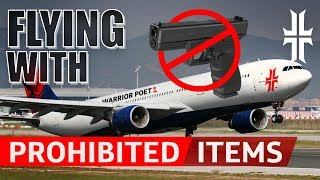 How to Fly with Prohibited Items