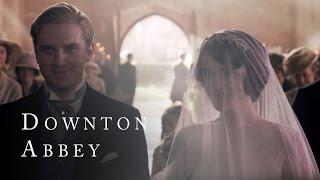 Matthew & Mary's Wedding Day: Part 2 // Downton Abbey // Season 3