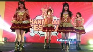 JKT48 - Part 1 mini concert @ HS Saikou Kayo