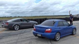 600HP Subaru GETTIN' IT @ Powercruise Houston