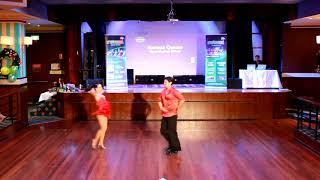 Summer Gala 2017   Juan & Celine Bachata Pro Am