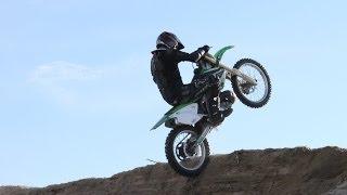 KX 250 2-Stroke - First rides -