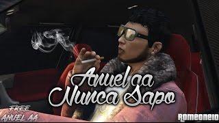 Nunca Sapo - Anuel AA (Video Oficial) (Parodia) (GTA V) (GTA ONLINE)