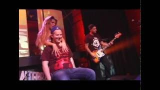 Alterra - Amateur Night - Lap dance on stage! (LIVE)