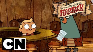 The Marvelous Misadventures of Flapjack - Candy Casanova (Clip 2)