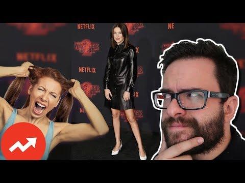 Xxx Mp4 Buzzfeed Problematiza Vestido De Millie Bobby Brown Mas Ignora Que 3gp Sex