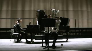 R.Schumann, Fantasiestücke für Cello un Klavier, Tuba Francesco Porta