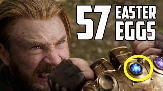 Avengers: Infinity War Trailer Breakdown and Easter Eggs