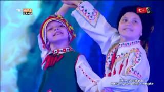 Ukrayna - 23 Nisan 2017 Gösterisi - Nevşehir - TRT Avaz