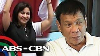 TV Patrol: Duterte at Robredo, naiproklamang presidente at bise-presidente