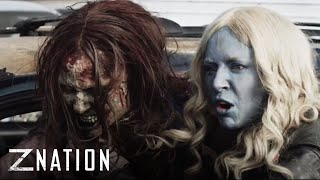 Z NATION | Season 4, Episode 4 Clip: Innovations | SYFY