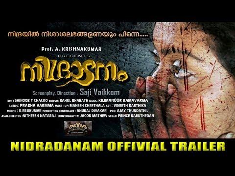 Xxx Mp4 Nidradanam New Malayalam Movie Official Trailer Saji Vaikkom Prof A Krishnakumar 3gp Sex