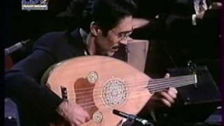 taqsim arabic oud music  -  سهرة مع تقاسيم عزف عود