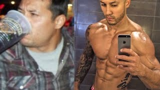 Super Athlete - Michael Vazquez, from heavy drinking to extremely fit