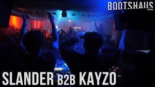 SLANDER B2B KAYZO (4k) @ Bootshaus || Blacklist