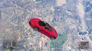 MOST WALL RIDES EVER  [GTA5 FUNNY MOMENTS]