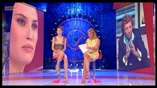 Bianca Balti simona ventura gambe da infarto