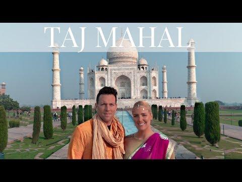 Xxx Mp4 TAJ MAHAL TRAVEL VLOG EXPLORING INDIA 3gp Sex