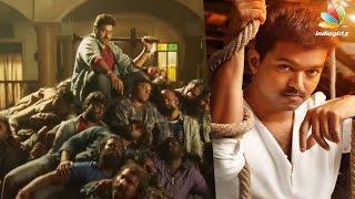 Vijay Fans Badly Troll Chiranjeevi over 'Katthi' Remake Scenes | Hot Tamil Cinema News