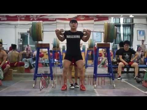 Xxx Mp4 Luo Xiaoling 58kg 14yo Girl Squats 140kg 3gp Sex