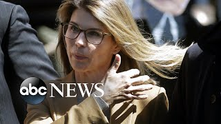 Lori Loughlin 'panicking' before court appearance: Report | ABC News