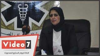 """وزيرة الصحة توافق على تحويل مستشفى العريش إلى """"جامعى"""" مؤقتا"""