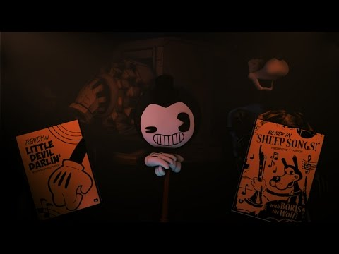 [SFM] Bendy and the Ink Machine Animation!!