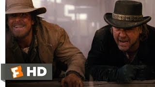 3:10 to Yuma (8/11) Movie CLIP - Not the Black Hat (2007) HD