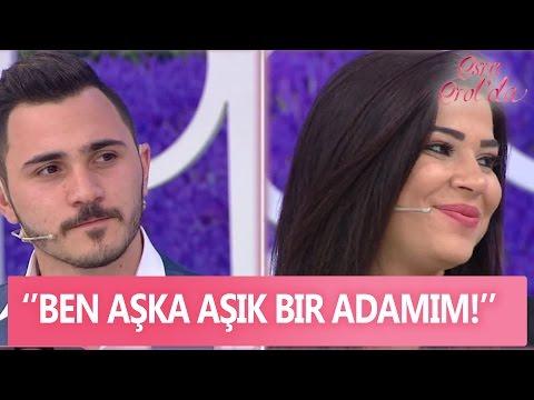 ''Ben aşka aşık bir adamım!'' Esra Erol'da 28 Nisan 2017 - 390. Bölüm - atv