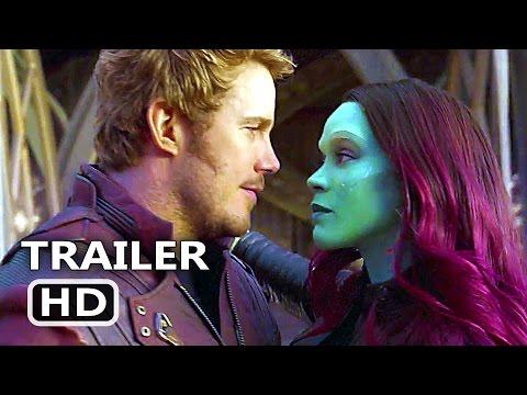GUARDIANS OF THE GALAXY 2 Gamora & Star Lord Slow Dance Clip Trailer 2017 Blockbuster Movie HD