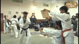 SSG: Martial Arts display