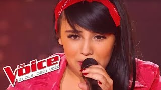 The Voice 2012 | Linda - You Know I'm no Good (Amy Winehouse) | Blind Audition