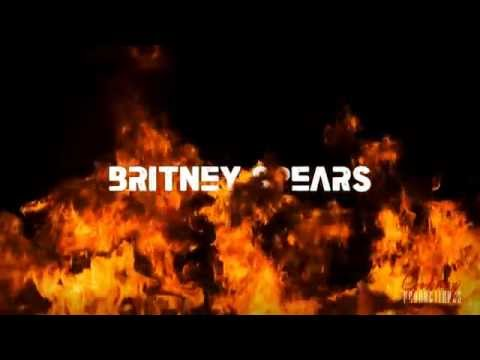 Britney Spears - Burnin' Up