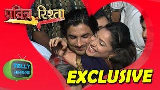 Manav And Archana Romance In Pavitra Rishta | Zee Tv Show