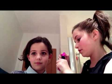 11year old make up tutorial