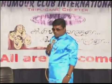Comedian Vadivel imitated by Vadivel Balaji | Humour Club | Athu Ithu Ethu