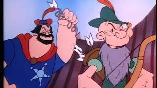 All-New Popeye: Popeye of Sherwood Forest