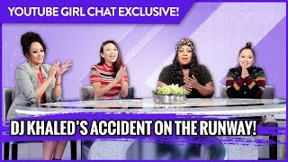 WEB EXCLUSIVE: Khalid's Accident on the Runway!