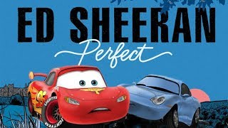 Cars - ED SHEERAN Perfect (Music Video)