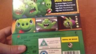 Piggy Tales Season 3 Third Act DVD Unboxing