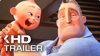 THE INCREDIBLES 2 Trailer (2018)