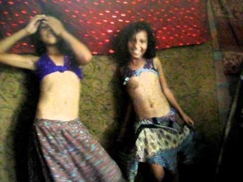 Valeri y Cheri bailando por primera vez