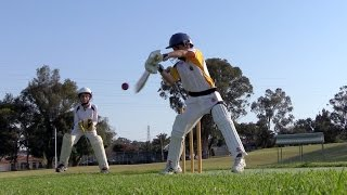 Community Junior Cricket: 22/10/14 WACA Community Junior Cricket Video