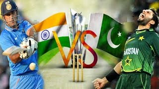 Dhoni Vs Afridi Longest Six In the History of Cricket...