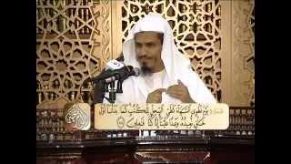 تفسير سورة الأنبياء من الآية 92 إلى نهاية السورة | د. محمد بن عبد العزيز الخضيري
