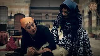 جريمة وردة وشامية  -  مشهد مؤثر -  سلافة معمار -  شكران مرتجى  -  مسلسل وردة شامية