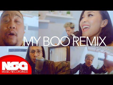 My Boo (Running Man) - NSG X RINNI X UBAY Remix by CVX